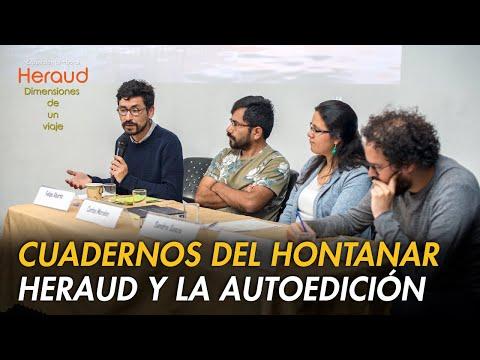 conversatorio:-cuadernos-del-hontanar.-javier-heraud-y-la-autoedición-literaria