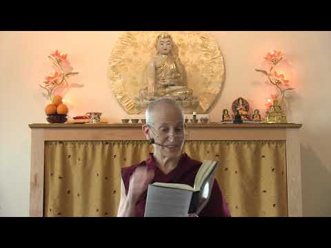 """Approaching the Buddhist Path"" Reading 08-17-17"