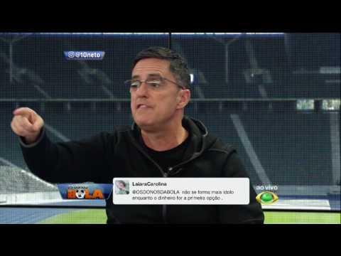 Futebol é Deficitário Como Nosso País, Diz Fernando Fernandes