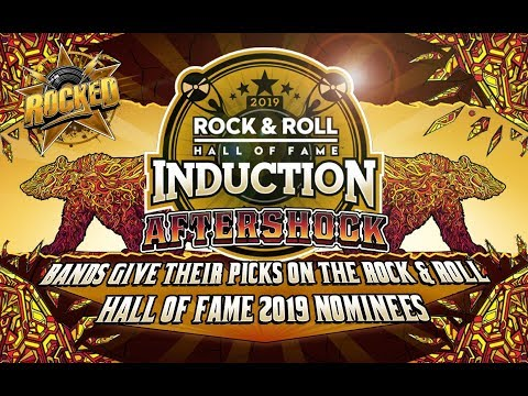 2019 Rock & Roll Hall Of Fame Induction Nominees | Rocked Mp3