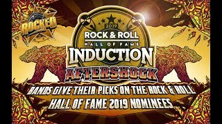 2019 Rock & Roll Hall Of Fame Induction Nominees | Rocked