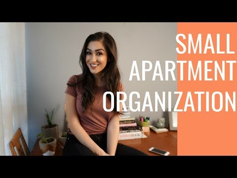 Maximize Your Space | Small Apartment Organization