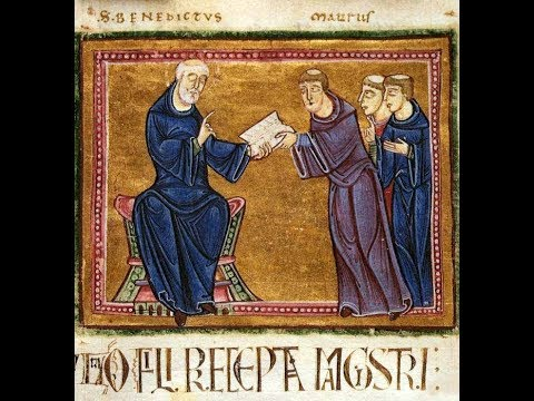 monasticism amp early papacy rule of st benedict youtube