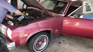 H7ld225 1975 Oldsmobile Omega Test Video