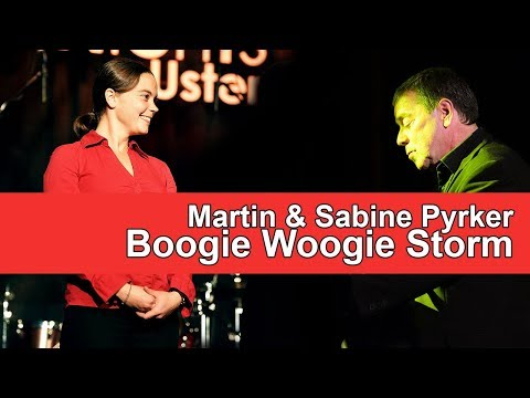BOOGIE WOOGIE STORM by Martin & Sabine Pyrker