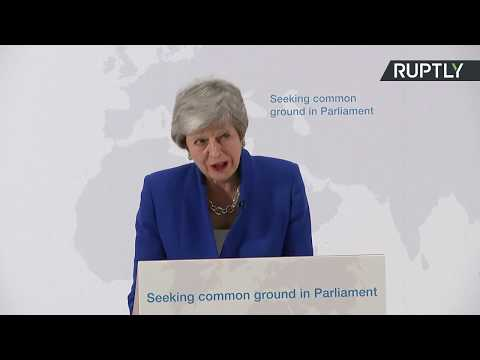 LIVE: Theresa May gives a speech on #Brexit following a marathon Cabinet meeting