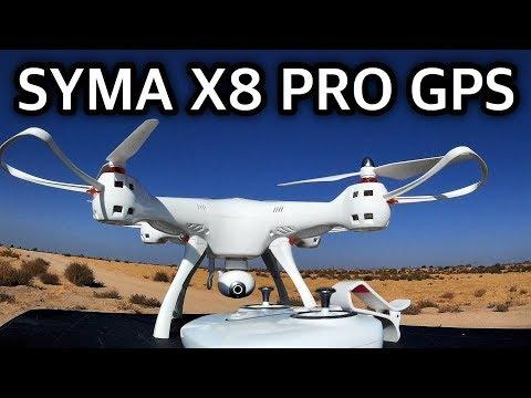 Квадрокоптер Syma X8PRO с GPS модул, безжична камера и автоматично връщане 10
