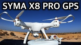 SYMA X8 Pro GPS Brushed RC Quadcopter
