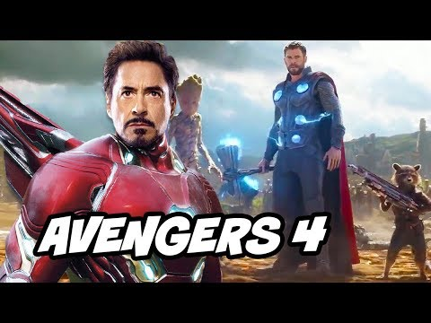 Avengers 4 Marvel Phase 4 Kevin Feige  Breakdown