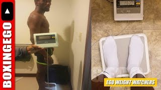 30 LBS!!! TERENCE CRAWFORD CURRENTLY WEIGHS 177 MUST LOSE 30 POUNDS TO GET TO WELTERWEIGHT (EWW)