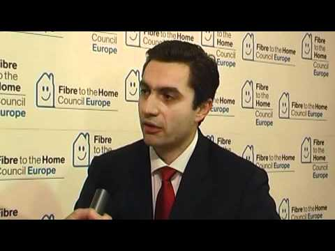 European Investment Bank at the FTTH In Milan