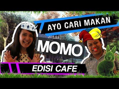 AYO CARI MAKAN - MOMO Cafe Yogyakarta - Meard TV
