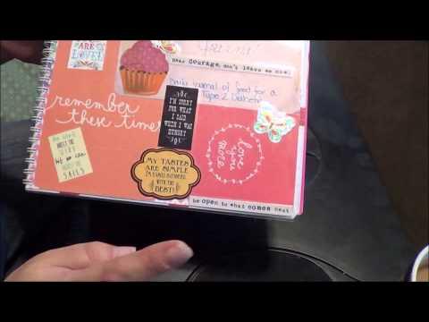 DIY Food Journal for Type 2 Diabetic