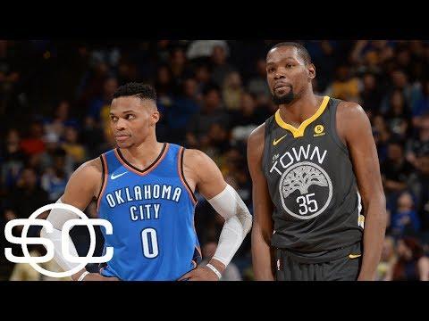 Thunder have had Warriors' number this season | SportsCenter | ESPN