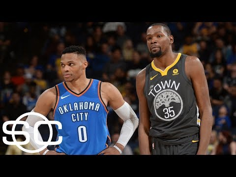 Thunder have had Warriors' number this season | SportsCenter | ESPN