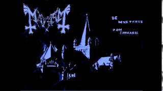 Mayhem : De Mysteriis Dom Sathanas(full album remaster)