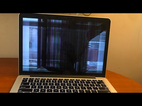 Easy Fix For Broken Mackbook Pro And Laptop Display