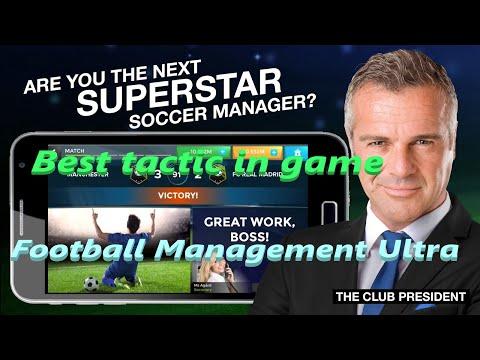 Football Management Ultra Trick