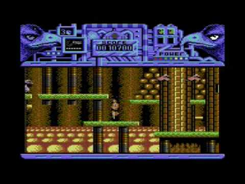 Over 100 of the best Commodore 64 Games - Part I