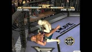 UFC: Tapout 2 Xbox Gameplay_2002_12_17