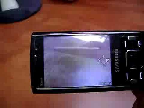 Samsung i8510 INOV8