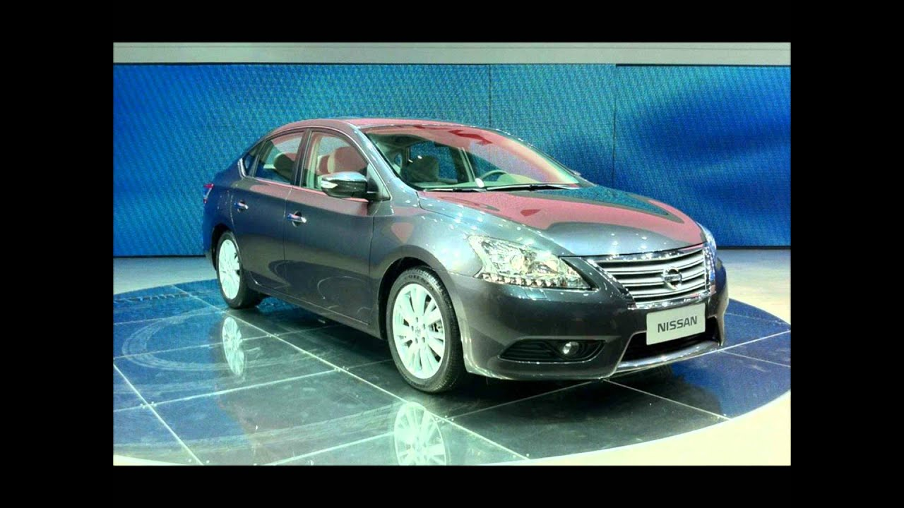 Nissan Sylphy launch in India soon - YouTube