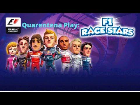 Quarentena Play: F1 Race Stars |