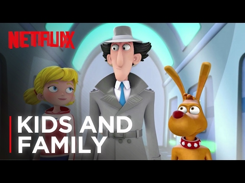 Inspector Gadget is still an idiot in his first Netflix trailer
