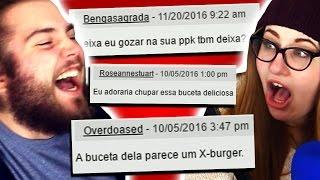 COMENTÁRIOS PORN COM A MINHA NAMORADA