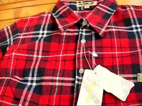 Женская рубашка в клетку с Алиэкспресс