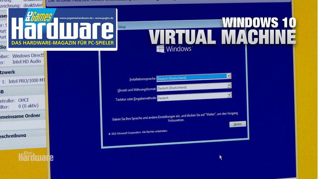 Windows 10 Virtueller Arbeitsspeicher