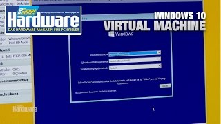 Windows 10 VM | Virtuelle Maschine einrichten und nutzen