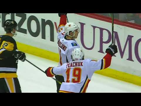 Top 10 Calgary Flames moments of 2017–18 NHL season