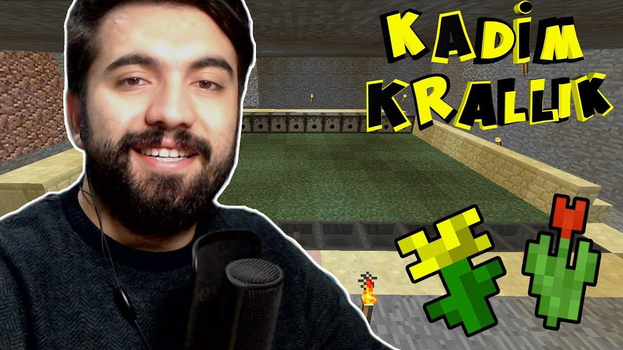 KRALLIĞA YENİ KRAL GELDİ !!!   Minecraft: Kadim Krallık   Bölüm 176