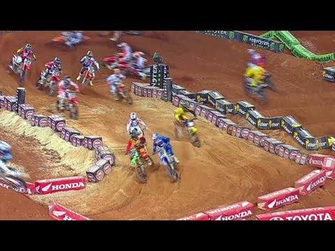 2013 Monster Energy AMA Supercross, an FIM World Championship - Atlanta - (USA)