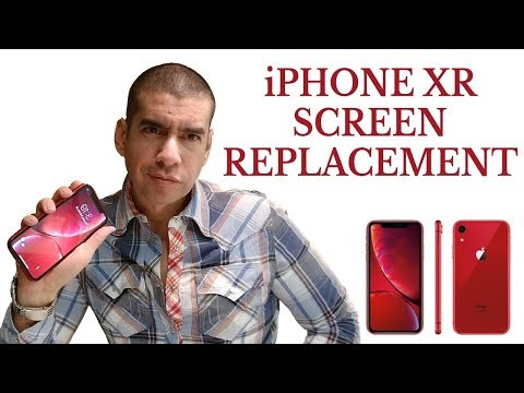IPhone XR Screen Replacement Repair- A How To Realistic Full Tutorial