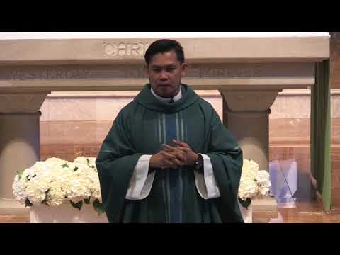 Fr. Phillip Boria, missionary - Immaculate Heart of Mary