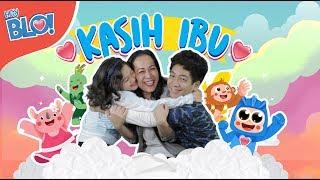 KASIH IBU feat. Rara Sudirman & Rafi Sudirman | LAGU ANAK INDONESIA - HEY BLO!