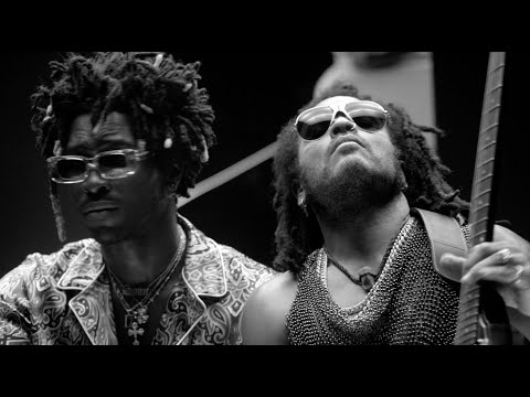 "Saint Jhn  - ""Borders"" ft. Lenny Kravitz (Official Music Video)"