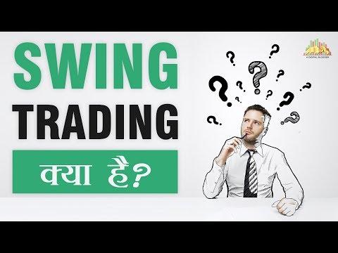 SWING ट्रेडिंग क्या है | What is Swing Trading (in Hindi)?