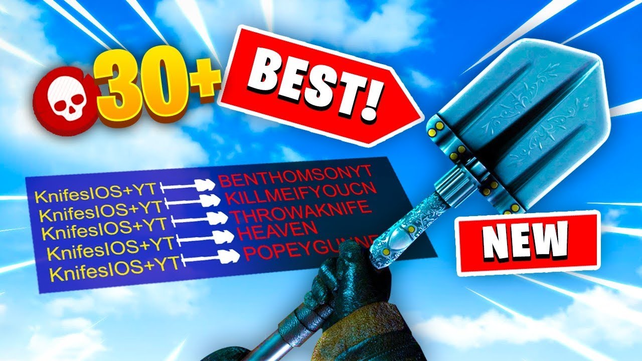 COD Mobile FINALLY added NEW MELEE WEAPONS! (s9!)