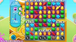 Candy Crush Soda Saga Level 496 No Boosters