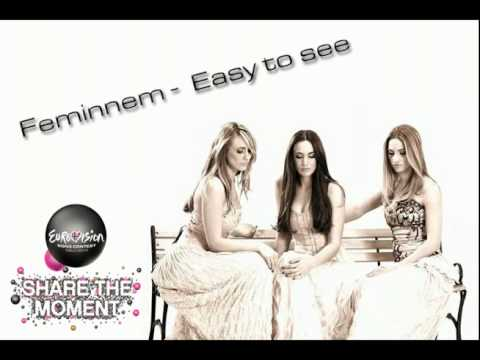 Feminnem  - Easy to see (Lako je sve) [English version] + Lyrics