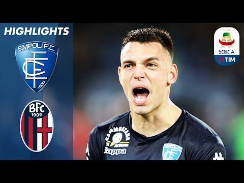 Empoli - Bologna: 2-1
