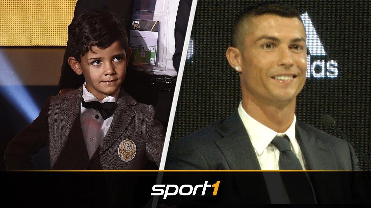 Wechsel Zu Juve Sohn Von Cristiano Ronaldo Geht Auch Zur Alten Dame Sport1 Der Tag