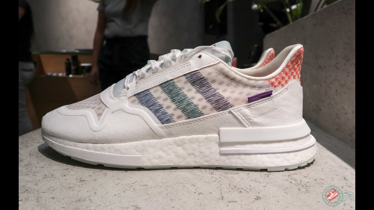 f0117c9b2bdb8 All About the Tropical Vibe  adidas X Commonwealth ZX 500 RM Manila Release
