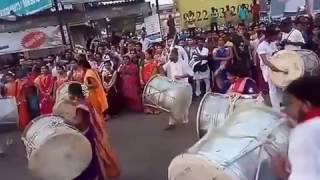 Amazing Indian Girls, Playing Drum and Dance