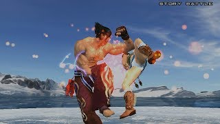 [TAS] Tekken 5 - Kazuya Mishima