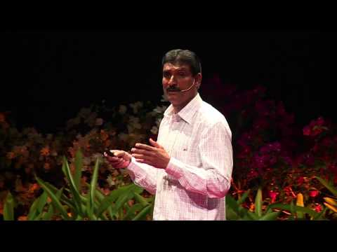 A village the world should be proud of: Popatrao Pawar at TEDxGateway 2013