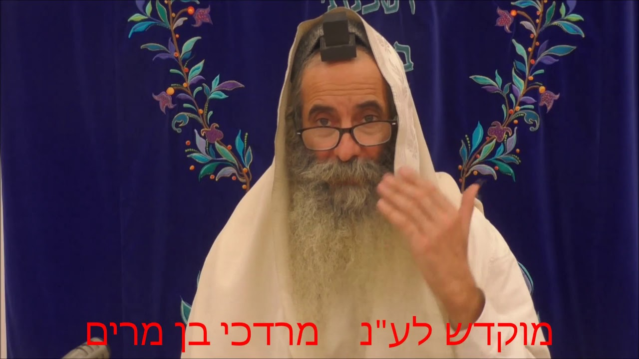 זוהר בקטנה פרשת כי תצא ליום ד' מפי רבי יעקב יוסף כהן